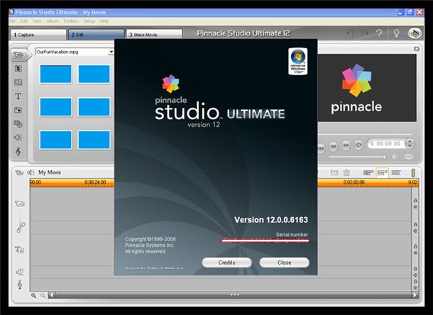 Pinnacle Studio Ultimate v12 Multilanguage Final - Финальная год выпуска